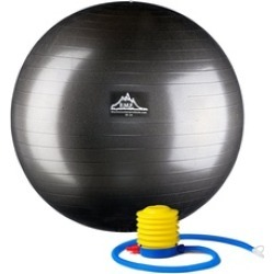 Black Mountain Products PSBLK 65CM 65 cm. Professional Grade Exercise