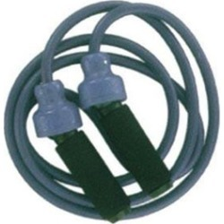Olympia Sports JR061P Weighted Jump Rope - 4lb. Blue