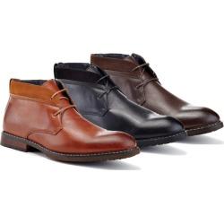 Franco Vanucci Men's Elliot Chukka Boots
