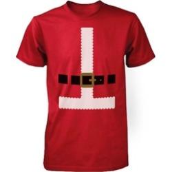 Santa Outfit Men's T-Shirts Christmas Gift Idea