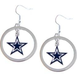 Sports Team Logo Hoop logo Earring Set Charm Gift - NFL