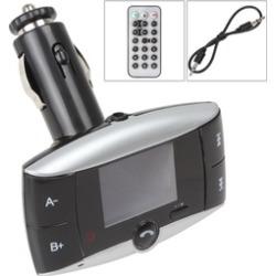 """1.5"""" LCD Car Bluetooth Speakers MP3 Player MMC USB FM"""
