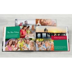Custom Hardcover Photo Books  Up