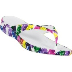 Dawgs Men's Flip Flops - Las Vegas Collection