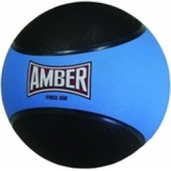 Amber Sporting Goods RMB-4 Rubber Medicine Ball 4lb