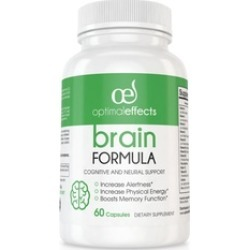 Advanced Nootropic Supplement for Memory Focus Energy and Brain health