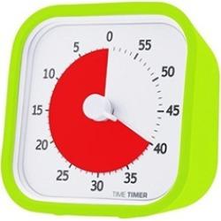 Time Timer TTMM9GR Mod, Lime Green