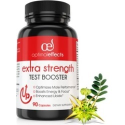 Testosterone Booster Supplement Energy Boost and Muscle Growth