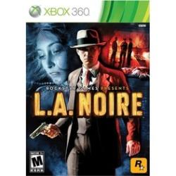 LA Noire Xbox 360 Game