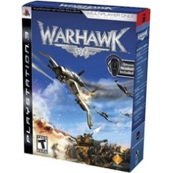 Warhawk Online for PS3 with Bluetooth Headset Bundle
