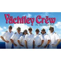 Yächtley Crëw on Saturday, November 17, at 9 p.m.