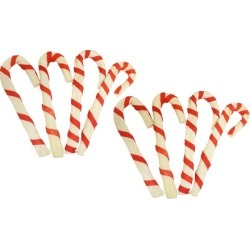 Rawhide-Free Holiday Treats for Dogs (8-Count)
