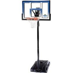 Lifetime Shatterproof Portable One Hand Height Adjustable Basketball