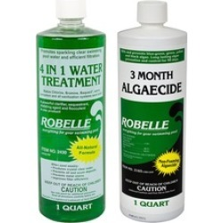 Robelle 2112 Clear Water Combo Pack