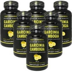 Garcinia Cambogia with Green Coffee Bean and BCAAs (4- or 6-Pack)