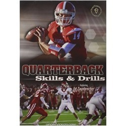 Quarterback Skills and Drills DVD