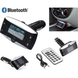 "1.5"" LCD Car Bluetooth MP3 Player MMC USB Remote"