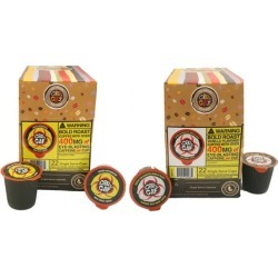 Crazy Cups Crazy Caf Coffee Single Serve Cups (22-Count)