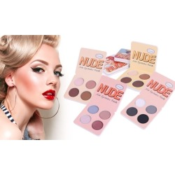 Mini Nude Eye Shadow Palettes (2- or 4-Pack) found on MODAPINS from groupon for USD $8.99
