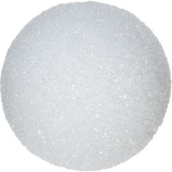 Hygloss Products Inc HYG51106 White Styrofoam Balls For Arts And Craft