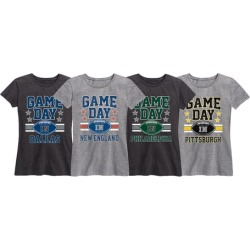 Women's Football Game Day Shirts