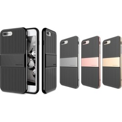 BASEUS Travel Suitcase-Design TPU Case for iPhone Models