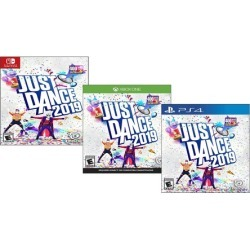 Just Dance 2019 for PS 4, Xbox One, or Nintendo Switch