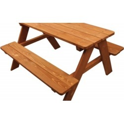 Kids' Wood Indoor and Outdoor Furniture