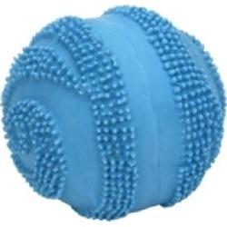 Animal Supply Company CO83134 2.5 in. Mini Latex Spiny Ball - Blue