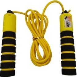 Adjustable Jump Rope with Counter and Comfortable Handles, 5 Colors