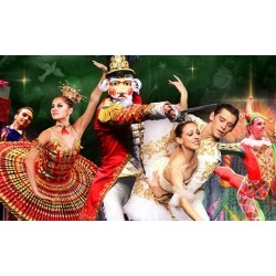 """Moscow Ballet's """"Great Russian Nutcracker"""" on December 20 at 4 p.m. or 8 p.m."""