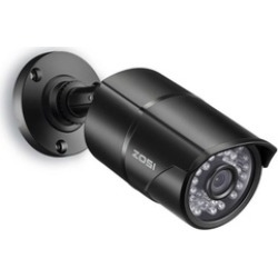 Outdoor Day Night 100ft IR Cut CCTV Bullet Security Camera found on Bargain Bro India from groupon for $82.36