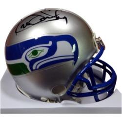 Autographed Kenny Easley Seattle Seahawks Mini Helmet
