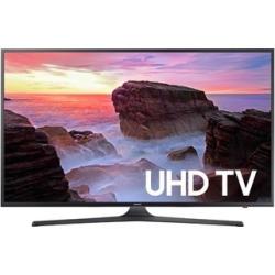 Samsung UN50MU6300 50-Inch 4K Ultra HD Smart LED TV