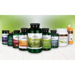 Vitamins and Supplements from Swanson Health Products