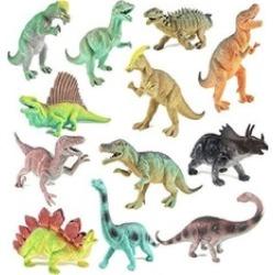 Pack 9  Educational Dinosaur Toys
