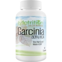 Lyfetrition Garcinia 80% Premium Thermogenic