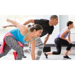 Classes, Personal Training, and Fit3D Body Scan at Level Up Fitness (Up to 73% Off). 2 Options Available.
