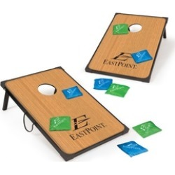 EastPoint Sports Traditional Cornhole Bean Bag Toss Game - 36in x 24in