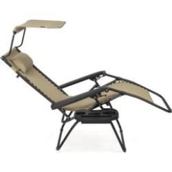 Folding Zero Gravity Recliner Lounge Chair