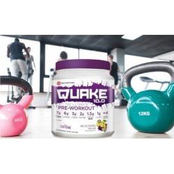 SciVation Quake Lemon Drop The Ultimate Pre-Workout Supplement (20, 40, 60, or 80 Servings)
