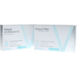 Viviscal Professional Hair Growth Dietary Supplement (60 Pack or 180 Pack)