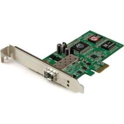StarTech PEX1000SFP2 PCI Express Gigabit Ethernet Fiber Open SFP Network Card