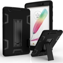Defender Armor Hybrid Case Cover With Stand For LG G Pad 3 8.0 / X 8.0
