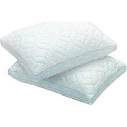 Sharper Image Gel Memory Foam Pillow