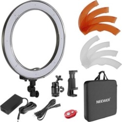 Neewer 18 Inch Outer Dimmable Smd Led Ring Light Lighting Kit With