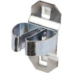 Triton Products 63205 .25 In. to .5 In. Hold Range 2.75 In. Projection Stainless