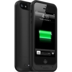 Juice Pack Air Cell Phone battery case iPhone 5 - Black