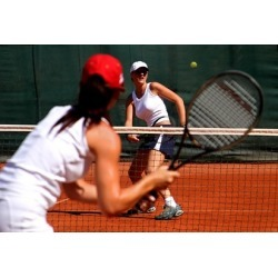 $5 for One Hour Tennis Lessons from $10 Tennis ($10 Value)