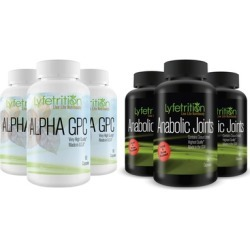 Lyfetrition Alpha GPC Premium Nootropic & /or Anabolic Joints